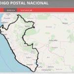 ¿Cómo saber cual es mi código postal en Perú?